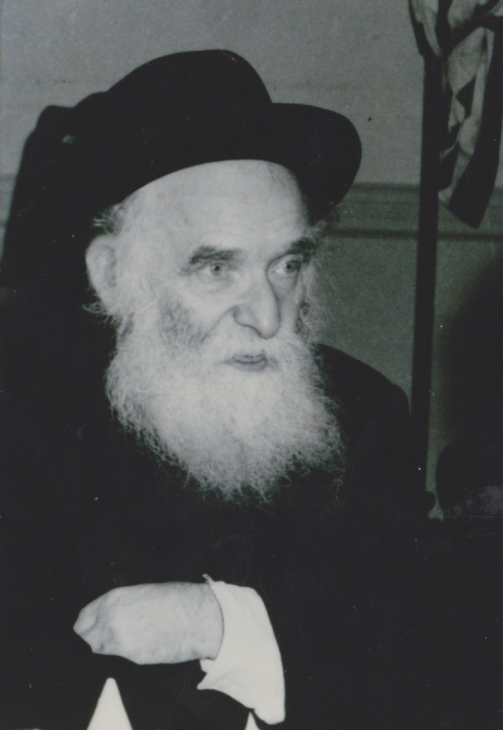 The Blazing Eyes Of The Rosh Yeshiva ztl - Yated.com